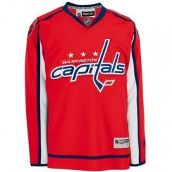 Maillot NHL Washington Capitals - rouge