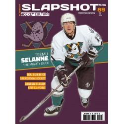 Slapshot Magazine 89