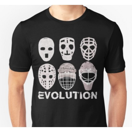 T-shirt Evolution hockey