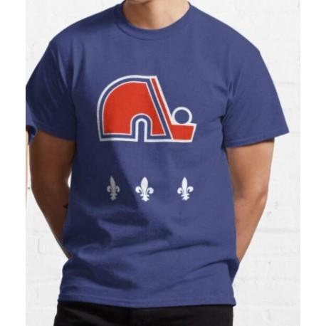 T-shirt Nordiques de Québec