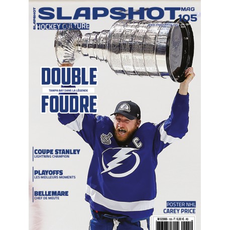 Slapshot Magazine 105