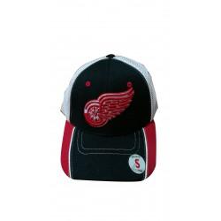 Casquette NHL Red Wings de Detroit. Taille S.