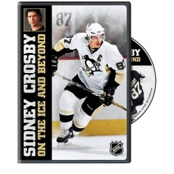 DVD NHL On the Ice and Beyond. Sidney Crosby