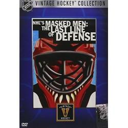 DVD NHL's Masked Men : The Last Line of Defense