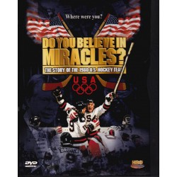 DVD Do you believe in Miracles