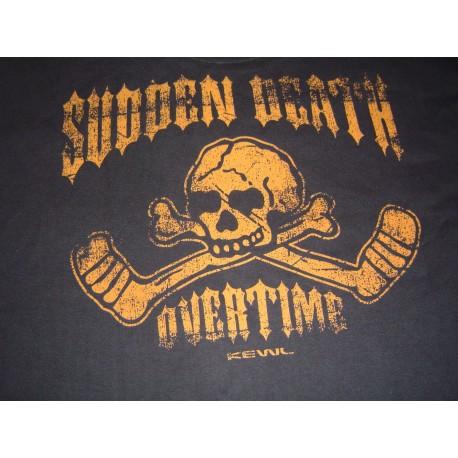 "T-shirt KEWL, modèle ""Sudden Death Overtime"""
