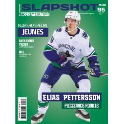 Slapshot Magazine 95