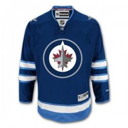 Maillot NHL Winnipeg Jets - bleu